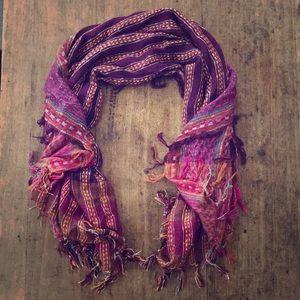 Beautiful bohemian scarf